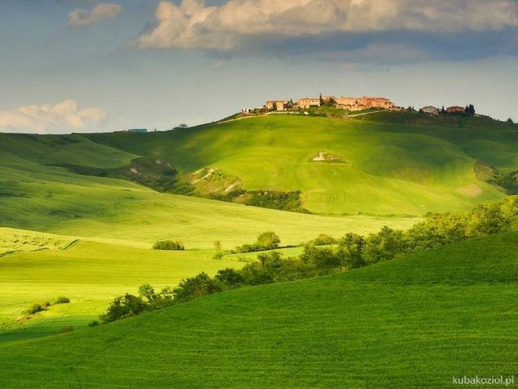 الريف والشاطئ الإيطالي