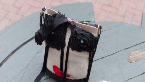 حقيبة يد ذكية لمواجهة هوس التسوق