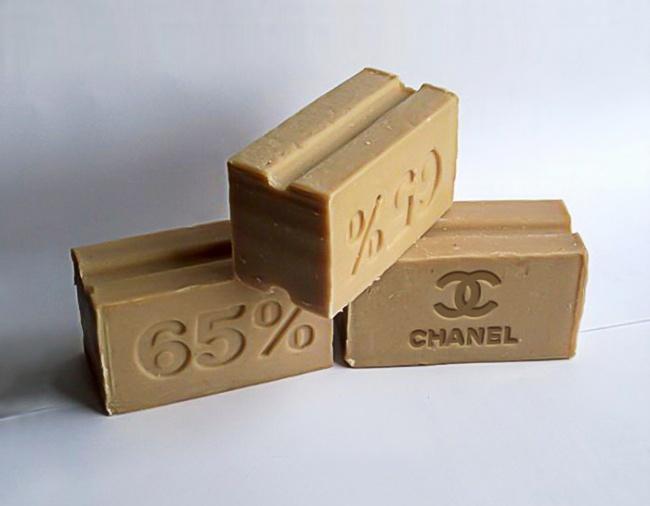 شكل العلامات التجارية إذا قدمت منتجات مختلفة