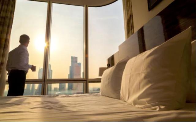 غرف فنادق