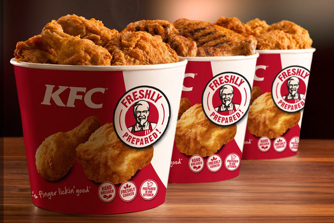 الخلطة السرية لدجاج كنتاكي