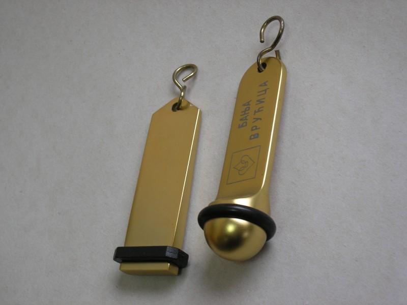 سلسلة ثقيلة في مفاتيح