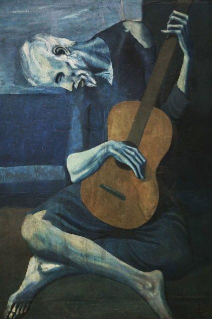 لوحات فنية لبيكاسو
