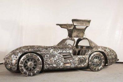 تماثيل سيارات