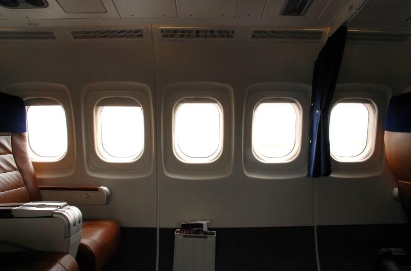 Airplane Windows