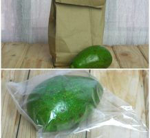 Tricks for storing vegetables and fruits