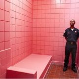 pink prison cells