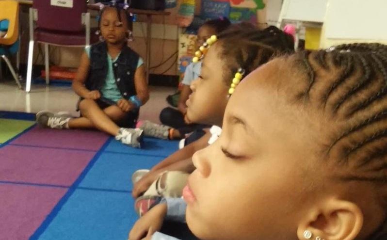 school meditation