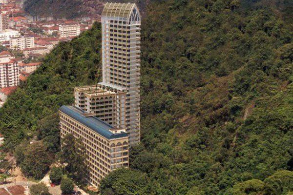 أطول مقبرة في العالم بـ 32 طابق تفتح أبوابها في البرازيل