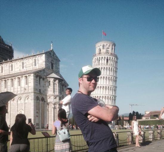 برج بيزا