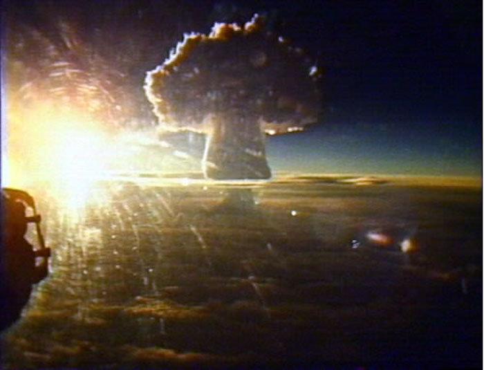 تجارب نووية