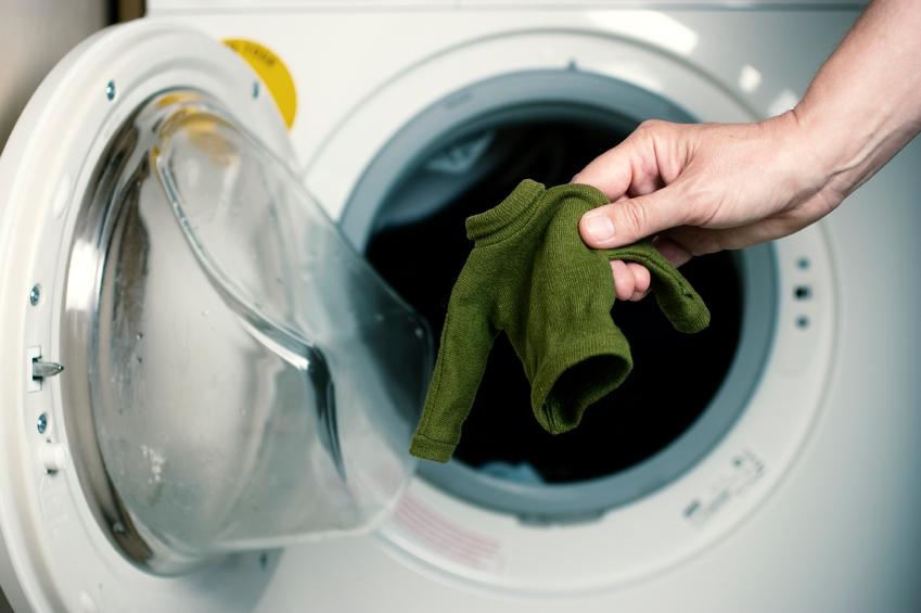 انكماش الملابس