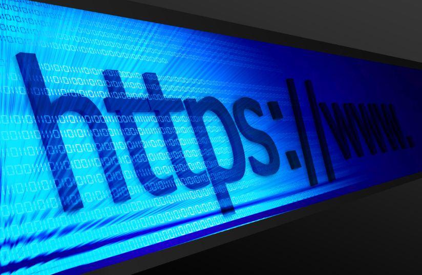 عناوين المواقع الإلكترونية