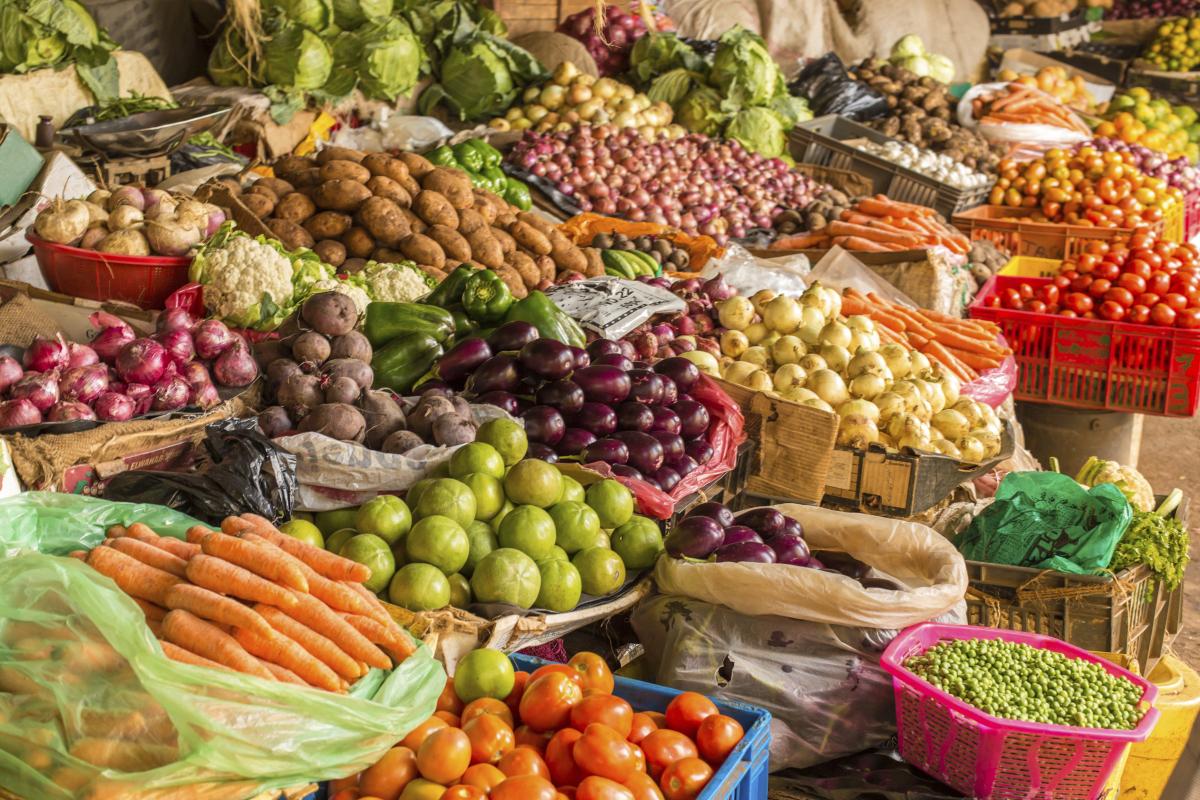 محاصيل غذائية