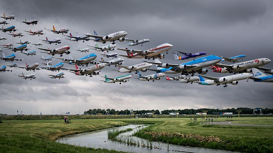 مطار أمستردام