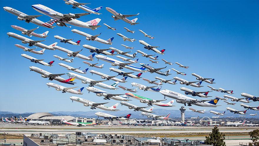 مطار لوس أنجيلوس