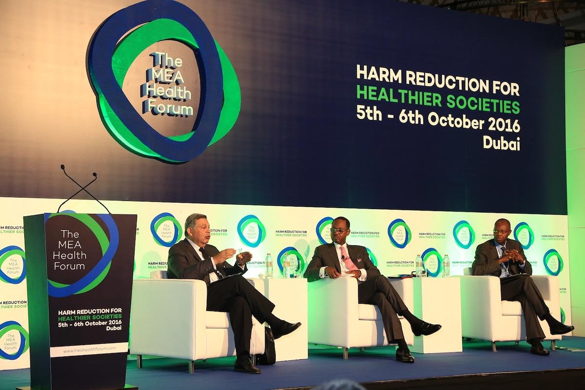 ملتقى الشرق الأوسط وأفريقيا للصحة
