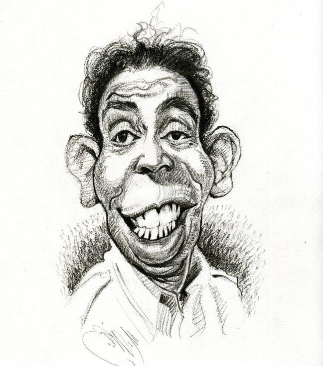 كاريكاتير مشاهير العرب