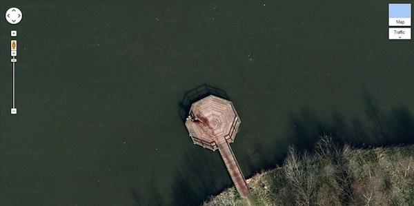 لقطات غريبة من جوجل ستريت فيو