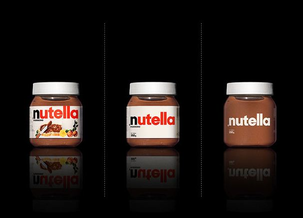 famous products without packging