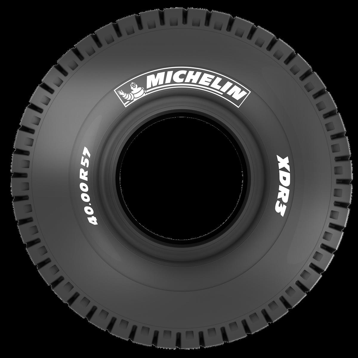 إطار ميشلان الجديد اكس دي ار 3 (XDR3)