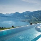 Pool In Switzerland