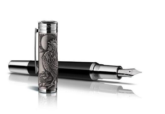قلم من مون بلان