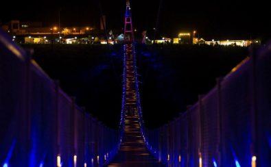 صور منوعة: جسر أربيل، أطول جسر معلق في الشرق الأوسط