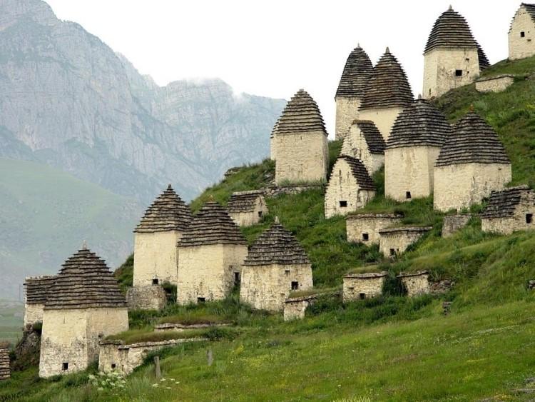 قرية الموت