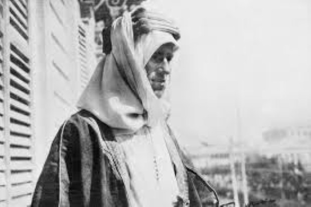 لورانس العرب
