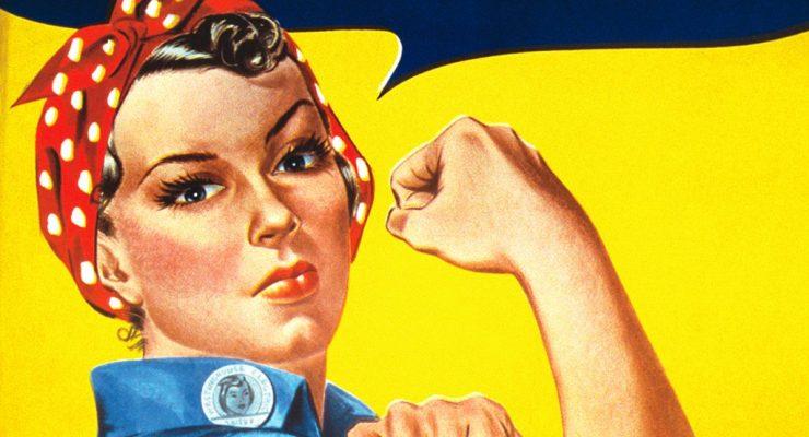 """ما هي قصة أشهر ملصق في الحرب العالمية الثانية """"WE Can Do It""""؟"""