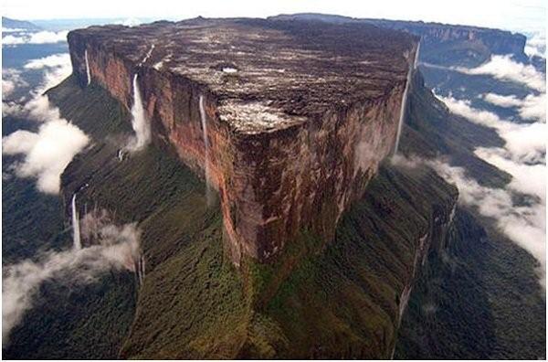 جبل رورايما
