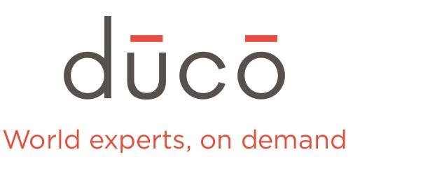 شركة دوكو Duco تتيح الوصول إلى شبكة من نخبة الخبراء العالميين
