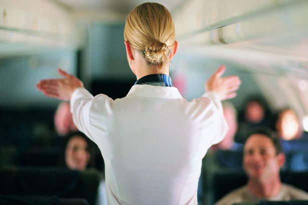 مقاعد الطائرة