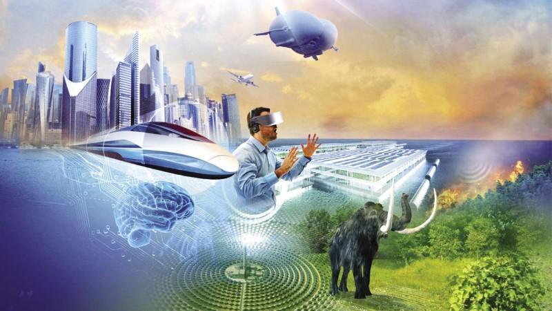 العالم في المستقبل