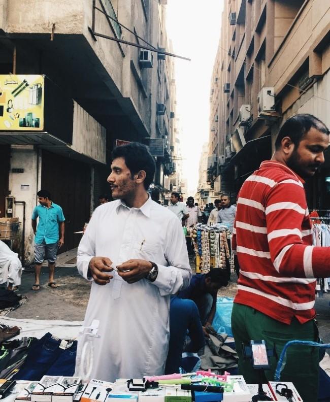 الحياة اليومية في السعودية