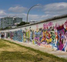 أشهر الجدران