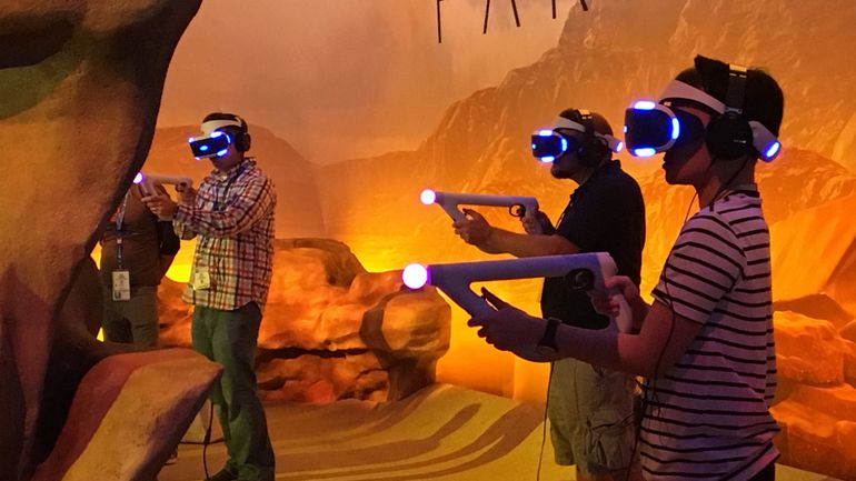 Farpoint (PlayStation VR)