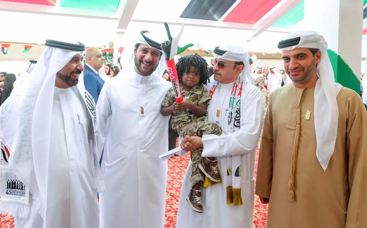 مؤسسة دبي للإعلام تحتفل مع موظفيها باليوم الوطني