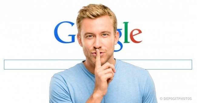 البحث عبر جوجل
