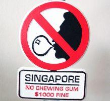 singapore gum