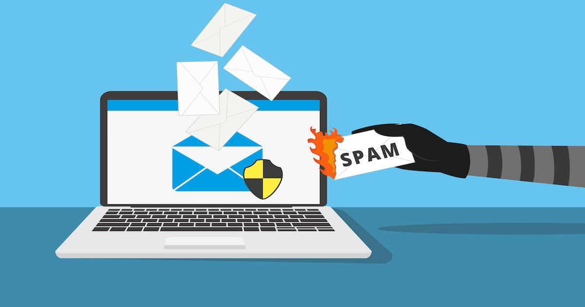 البريد غير المرغوب