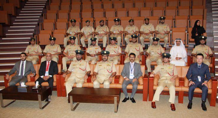 شرطة دبي تبحث شروط الأمان والسلامة لتقنيات الطباعة ثلاثية الأبعاد مع مؤسسة يو إل