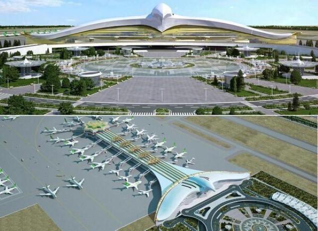 مطار الصقر