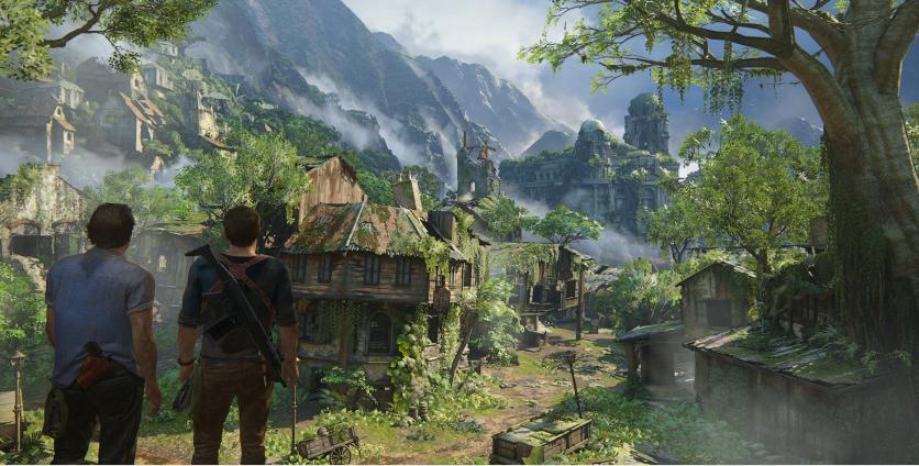 Beautiful Video Games