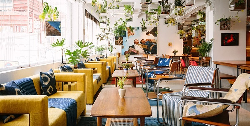 TOP restaurant interiors