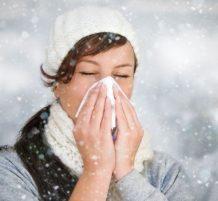 الطقس البارد و المرض