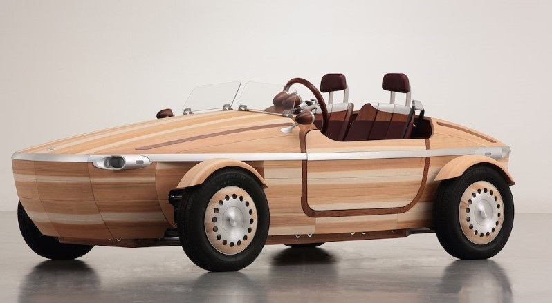 most bizarre cars
