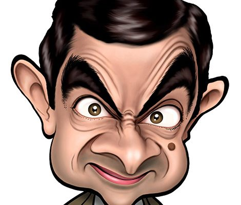 كاريكاتير الفراج و السهلاوي في ضيافة مستر بين