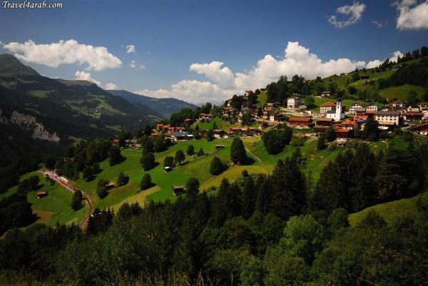 قرية أروسا